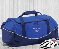 Personalised Teamwear Sports Bag Holdall QS070